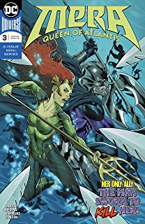 mera queen of atlantis #3