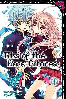 Kiss of the Rose Princess, Vol. 4