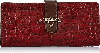 Hidesign Women's Wallet (Red)