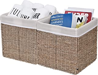 Best wicker cube basket Reviews