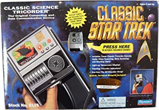 PlayMates Classic Star Trek Classic Science Tricorder