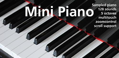 『Mini Piano Pro』のトップ画像