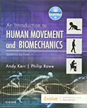 Human Movement & Biomechanics: An Introductory Text (Physiotherapy Essentials)
