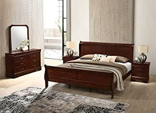 Used Bedroom Sets >> 5 Pieces Bedroom Sets Amazon Com