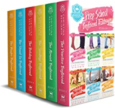 Prep School Boyfriend Academy Box Set (Books 1-6): A Stand Alone High School Romance Collection