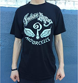 Indian Larry New Logo S/S T-Shirt