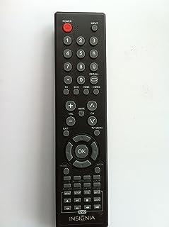 Insignia Combo DVD+TV Remote Control for NS-28DD310NA15 NS-19ED200NA14 NS-24ED200NA14 NS-28ED200NA14 NS-32DD200NA14 NS-20E...