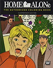 HOME ALONE AUTH COLORING BOOK: The Authorized Coloring Book