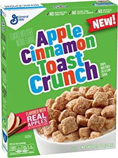 apple french toast cereal