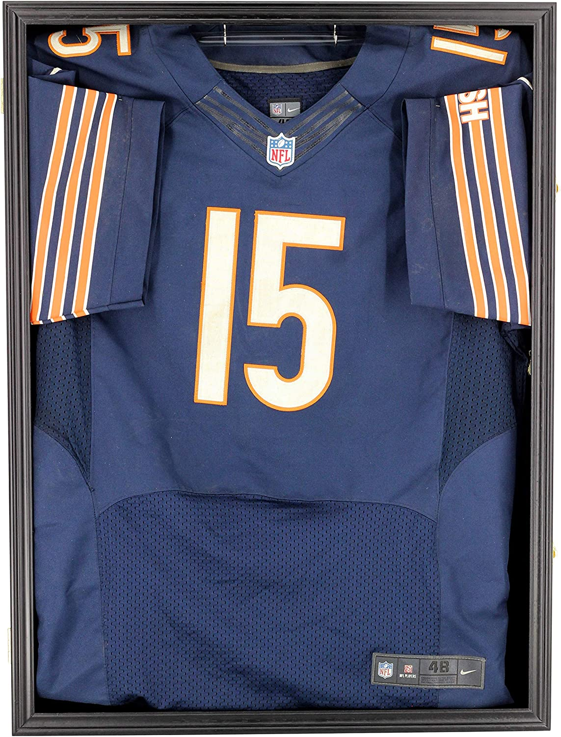 DisplayGifts Lockable PRO UV Clearance SALE Limited time Basketball Football Jersey F Regular store Hockey