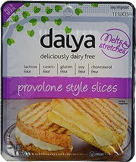 Daiya, Provolone Style Slices, 7.8 oz