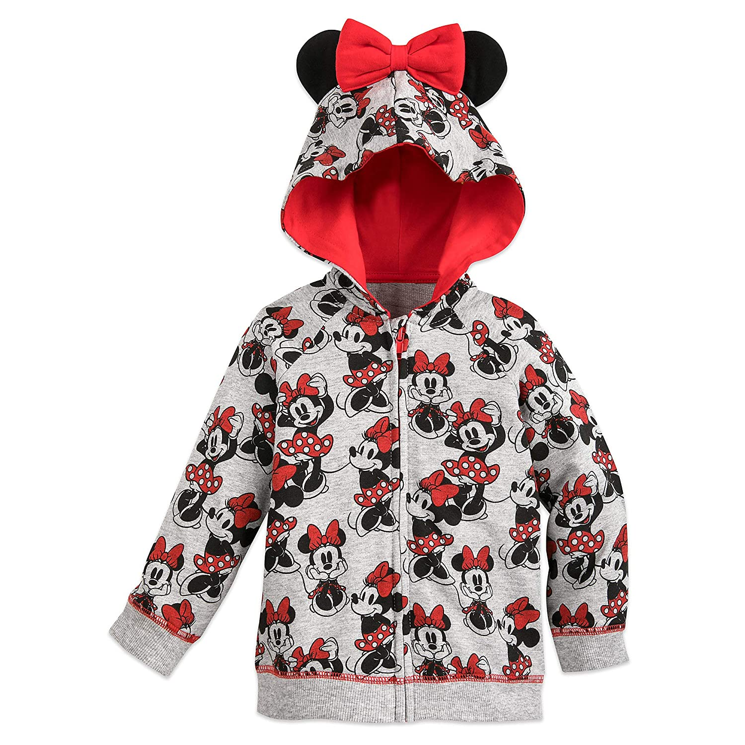 Disney Minnie Mouse Hoodie for Baby Size 0-3 MO Multi