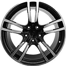 21 INCH Rims FIT Porsche PANAMARA Cayenne Turbo S GTS Base Staggered Turbo 2 Wheels