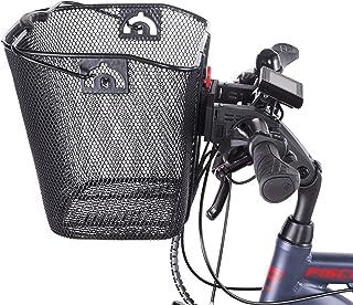 comprar comparacion FISCHER E- Bike Korb Cesta para Bicicleta eléctrica, Unisex Adulto, Negro, Normal