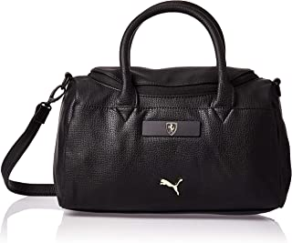 Puma Sf Ls Handbag Black Bag For Women, Size One Size