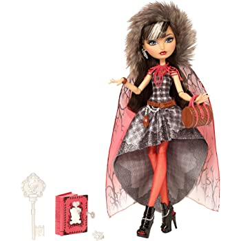 Ever After High First Chapter Cerise Hood Replacement Belt Brown Silver