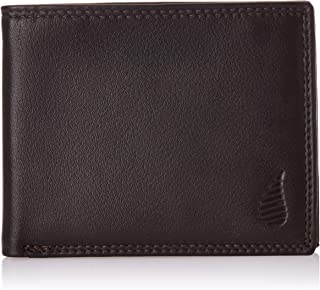 Street Fuel Brown Men's - Wallet (GIFTBOX005DB)