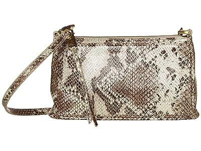 Hobo Cadence (Platinum Shimmer) Cross Body Handbags