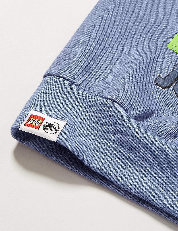 LEGO Boys Mw-Sweatshirt Jurassic World