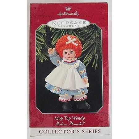 Vintage Hallmark Keepsake Christmas Ornament Cinderella Madame Alexander Doll 1995 Collectible