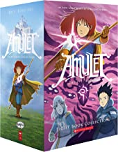 Amulet #1-8 Box Set