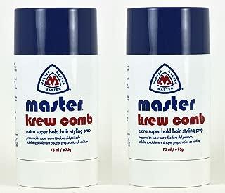 Krew Comb (2.72oz Stick) - 2 pieces