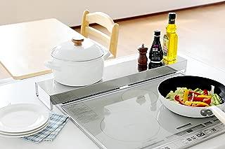 日本製 排気口を油の汚れから守り 調味料ラックとしても使用できる コンロラック オリジナルメモセット