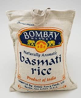 Basmati White Rice - 10 Pound Bag
