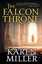 The Falcon Throne (The Tarnished Crown Book 1)
