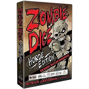 Steve Jackson Games SJG31341 - Zombie Dice Game: Horde