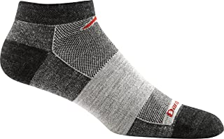 Darn Tough Men's No Show Light Sock (Style 1437) Merino Wool - 6 Pack Special