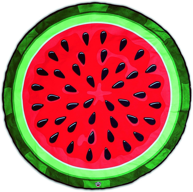 Big Mouth Toys Watermelon Beach Blanket