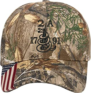 Best AmazingShirts Gun Snake 2A 1791 AR15 Guns Right Freedom Embroidered One Size Fits All Structured Hats Review