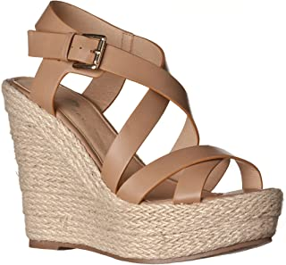 Women's Sara Faux Leather Sandal Wedges