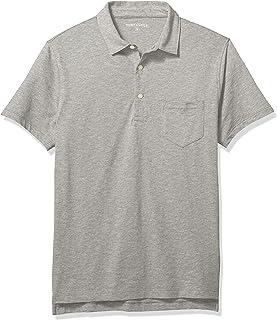 J.Crew Mercantile Men's Short Sleeve Polo Shirt