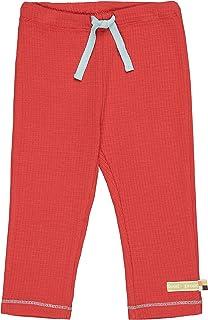 Loud + Proud Hose Waffel, Gots Zertifiziert Pantalon Mixte bébé