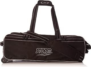 Storm Tournament 3 Ball Tournament Travel Tote- Black