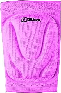 Wilson Junior Volleyball Knee Pads, Pink