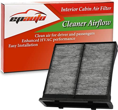 wholesale EPAuto CP930 (CF10930) Replacement popular for Subaru Premium 2021 Cabin Air Filter includes Activated Carbon sale