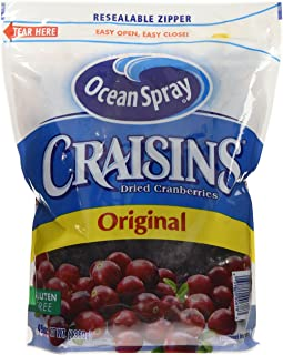 Ocean Spray优鲜沛 美国原装蔓越莓干1360g(美国进口)
