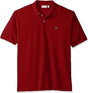 Lacoste Men's Short Sleeve Pique L.12.12 Classic Fit Polo Shirt, L1212