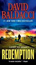 Cover image of Redemption by David Baldacci