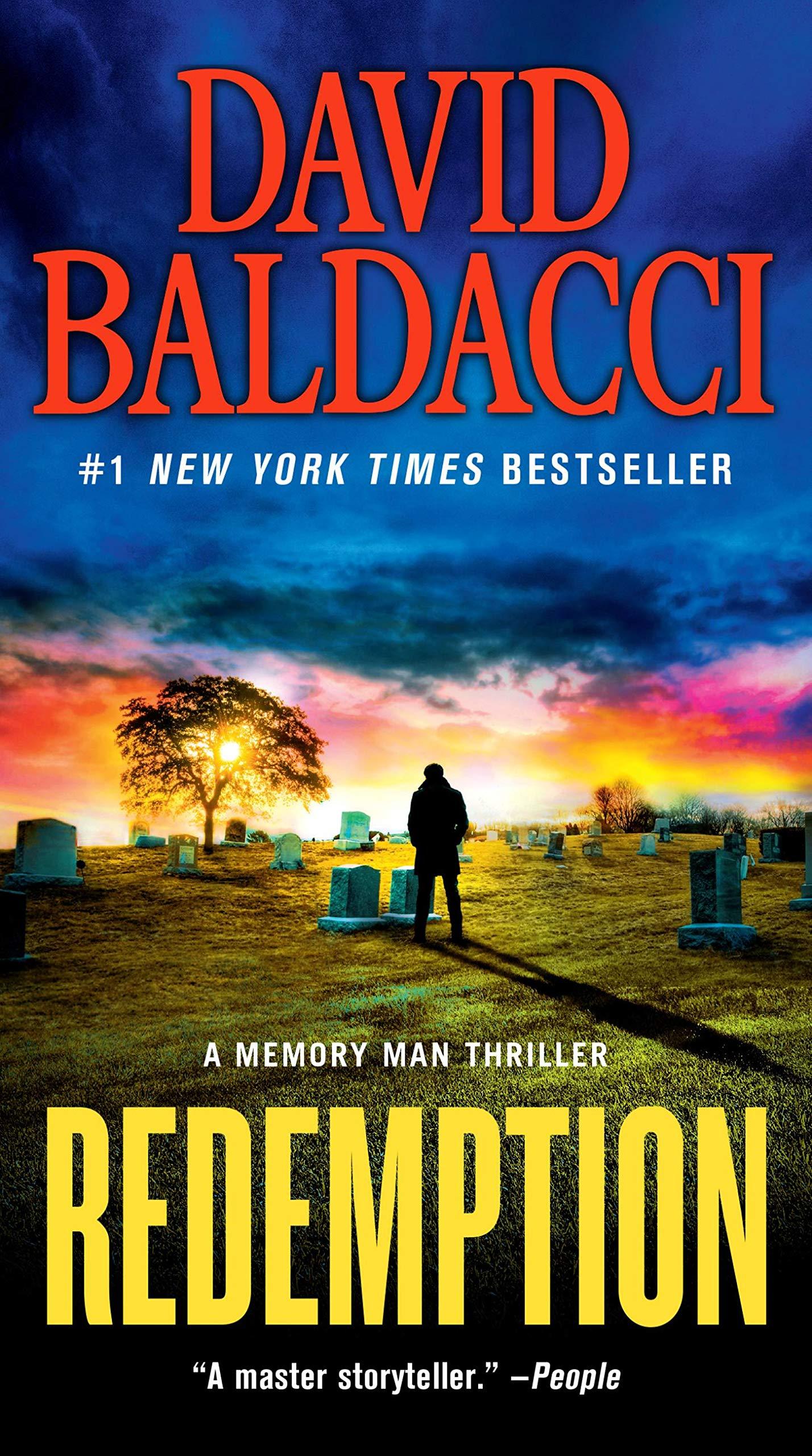 Redemption (Memory Man series Book 5)