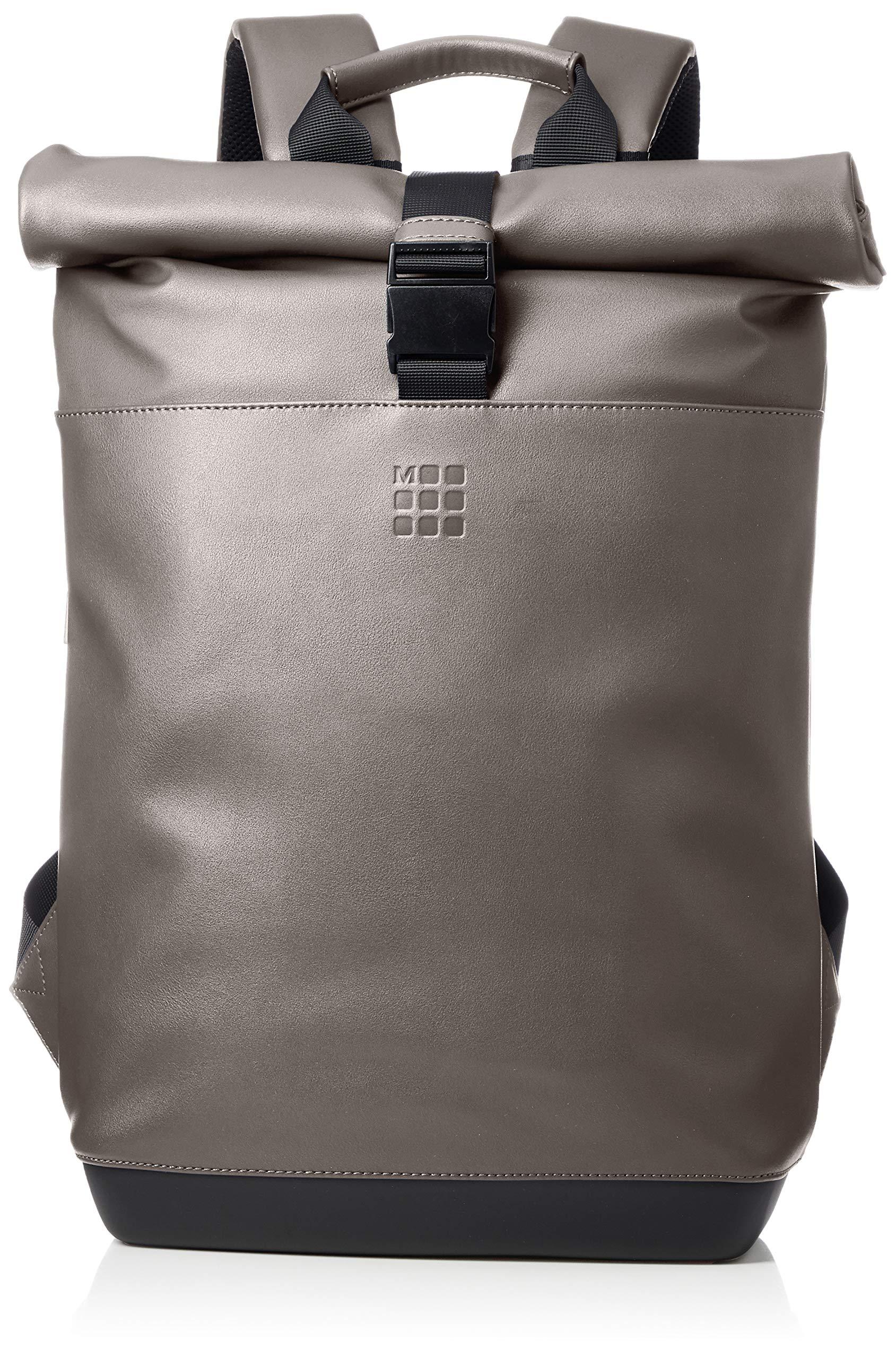 Moleksine Classic Rolltop Backpack Grey