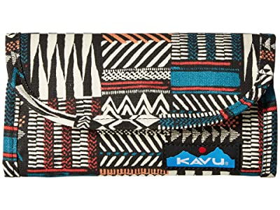 KAVU Big Spender (Pattern Stack) Wallet Handbags