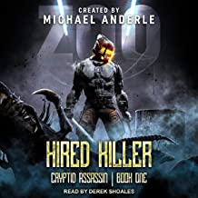 Hired Killer: Cryptid Assassin Series, Book 1