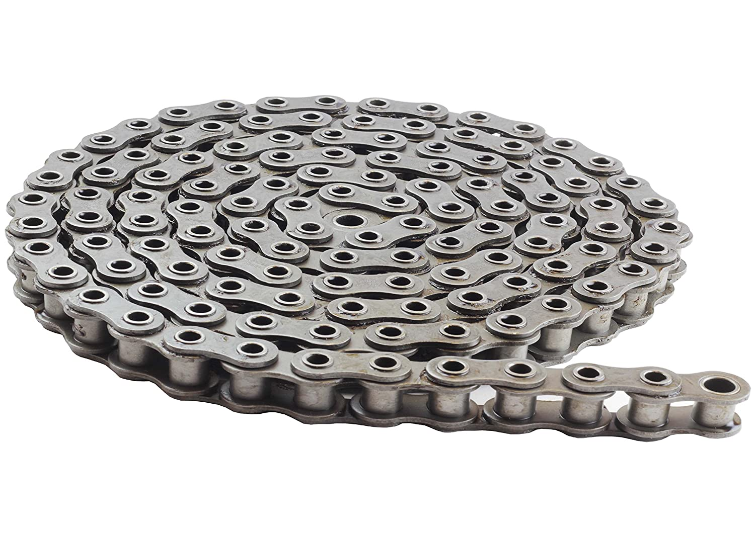 Jeremywell 80HP Hollow Pin Roller Chain with Connectin 10 1 Feet Sales of SALE NEW before selling items from new works