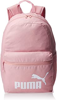 Puma Phase Backpack Pink Bag For Unisex, Size One Size