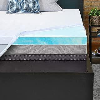 Best sealy 3-inch memory foam mattress topper Reviews