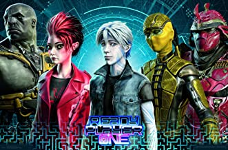 Trends International Ready Player One - Group Wall Poster, 22.375